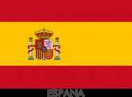 Koszulka z flagą Hiszpanii.