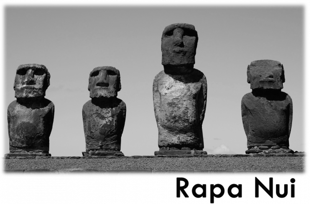 Koszulka Rapa Nui.