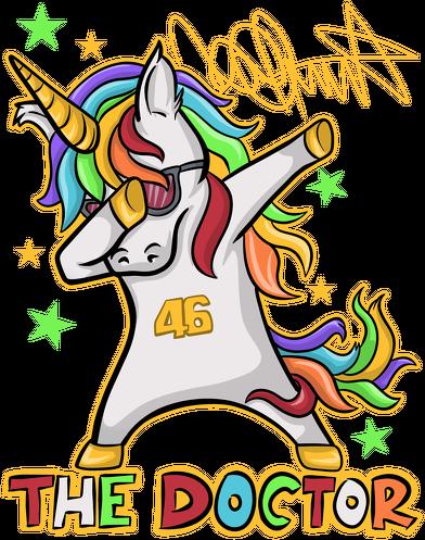 Unicorn Doctor 46 kubek