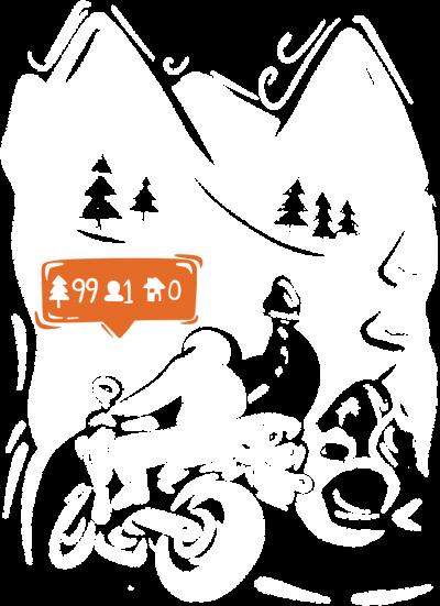 motocykl trasa górska k