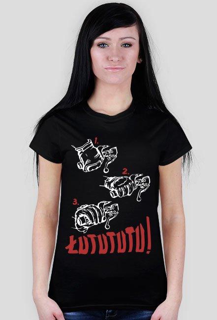 Łutututu - kolor koszulka damska