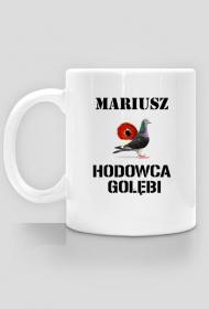 Kubek Hodowca Gołębi - Mariusz #2