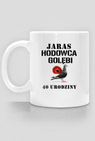 Kubek Hodowca Gołębi - Jaras