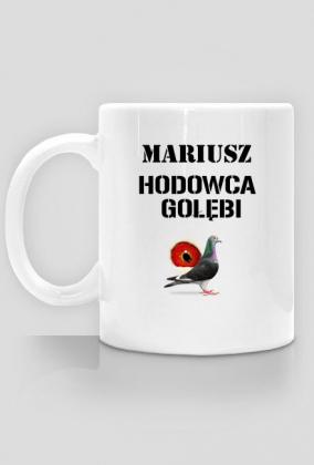 Kubek Hodowca Gołębi - Mariusz