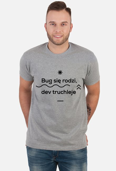 Bug się rodzi, dev truchleje XMAS2018 Collection