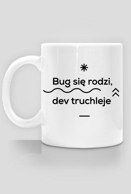 Bug się rodzi, dev truchleje XMAS2018 Collection cup