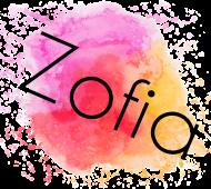 Body dziecięce dla dziewczynek: Zofia