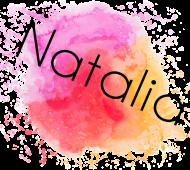 Body dziecięce dla dziewczynek: Natalia.