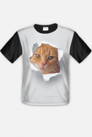 """koszulka """" sprytny rudzielec"""""""
