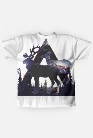 Koszulka FULL PRINT COSMIC FOREST