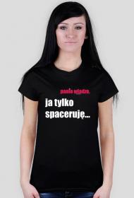 SPACERUJE TSHIRT DAMSKI 3