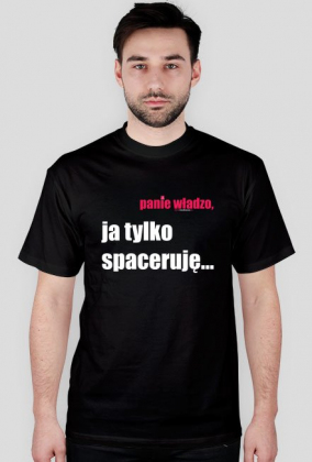SPACERUJE TSHIRT 3