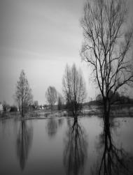 Rzeka wylała