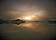 Widok na Jezioro Czorsztyńskie