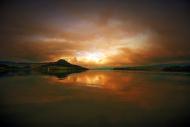 Jezioro w kolorach