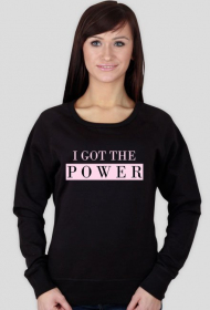 I got the power sweterek
