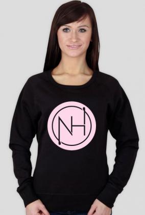 NH roz sweterek