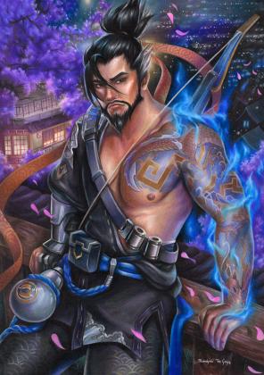 Hanzo plakat