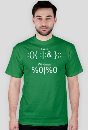 Fork-Bomb T-Shirt