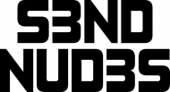 S3ND NUD3S v2 (bluza męska) ciemna grafika