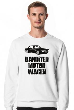 BMW E9 - Banditen Motor Wagen (bluza męska klasyczna)