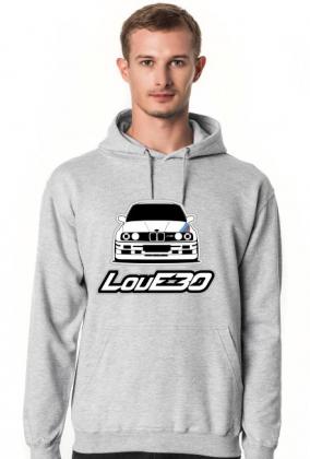 LovE30 - BMW M3 (bluza męska kapturowa)
