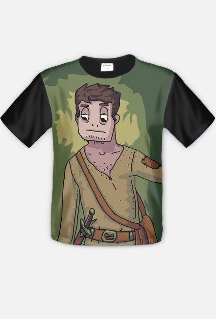 Koszulka - Podróżnik