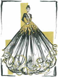 Torba Lśniąca Suknia