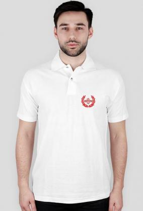 Antoni - koszulka polo z nadrukiem
