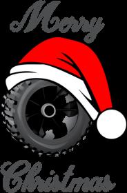 Świąteczna opona - kubek świąteczny