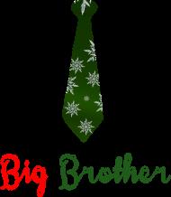 Big Brother - koszulka chłopięca świąteczna