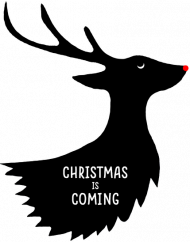 Christmas is coming - kubek