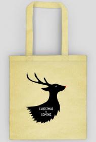 Christmas is coming - torba