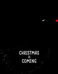 Christmas is coming - męska bluza świąteczna