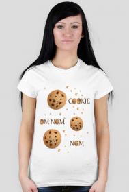 Cookie - damska koszulka