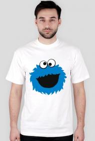 Cookie monster - męska koszulka