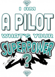 Poduszka, Pilot, What's Your Superpower