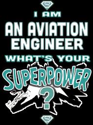 Koszulka męska, Aviation Engineer