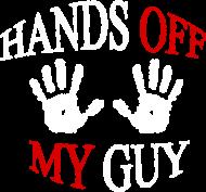 Bluza Męska '' Hands off, by guy''