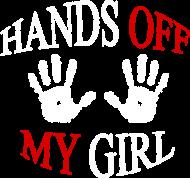 Bluza damska ''Hands off, my girl''