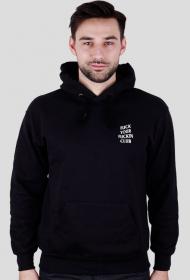 FYFC hoodie czarne