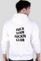 FYFC hoodie białe