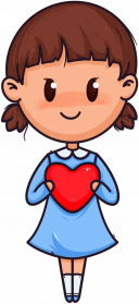 Worek - Mała Walentynka
