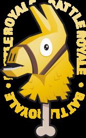 Worek - Złota Lama Fortnite