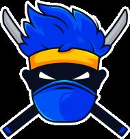 Maseczka - Ninja Fortnite