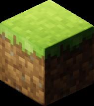 Plecak Mały - Minecraft (Grass Block, Dirt)