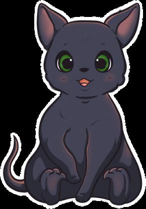 Bluza - Kotek / Little Cat
