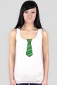 Koszulka Harry Potter Slytherin krawat