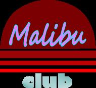 Tshirt męski GTA Vice City Club Malibu