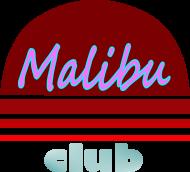 Bluza damska bez kaptura GTA Vice City Club Malibu